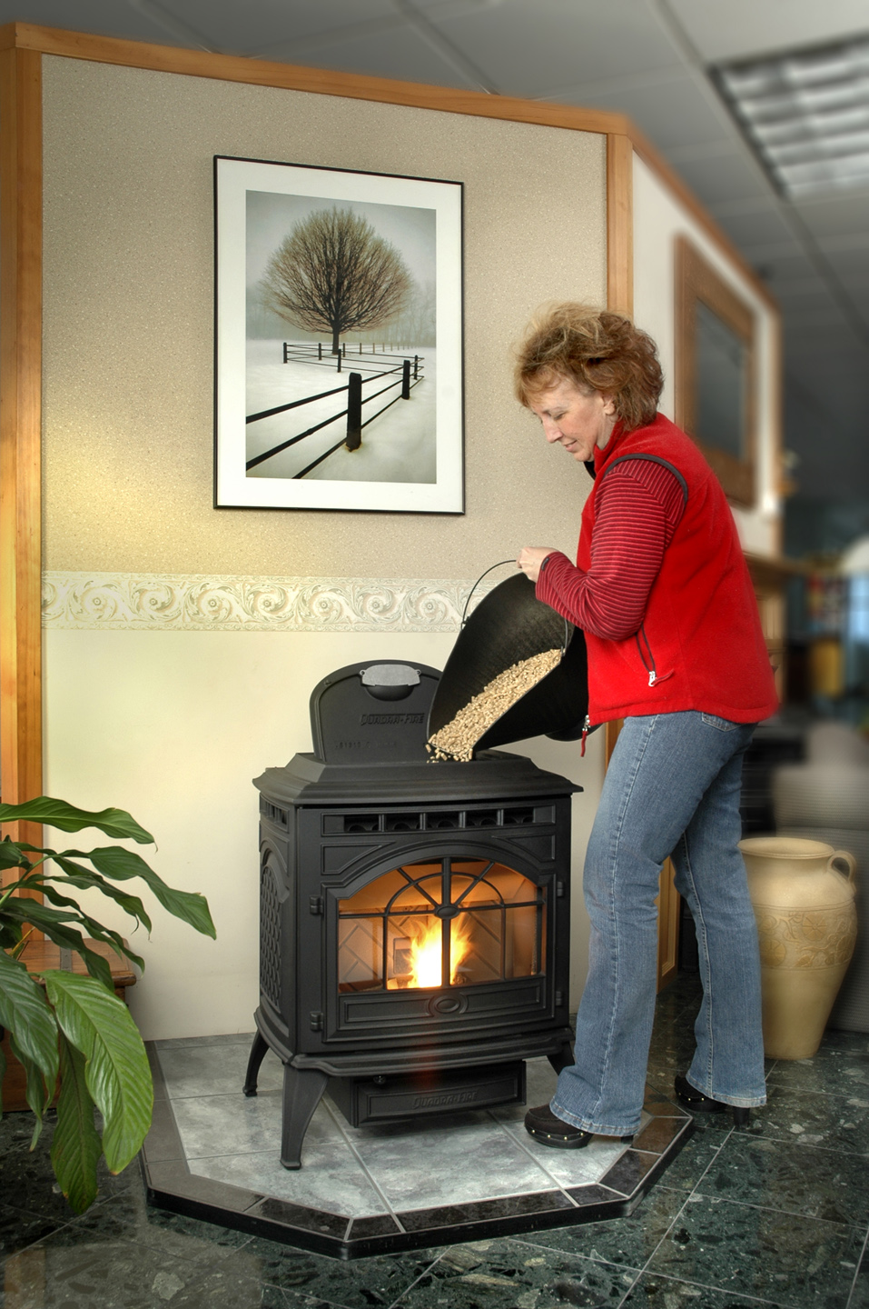 Free Standing Pellet Stoves Stove Inserts For Fireplaces Can Be Found Here Provide The Benefits Of A Wood While Requiring Less Work And