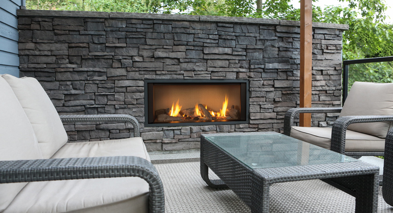 Great Outdoor Fireplaces